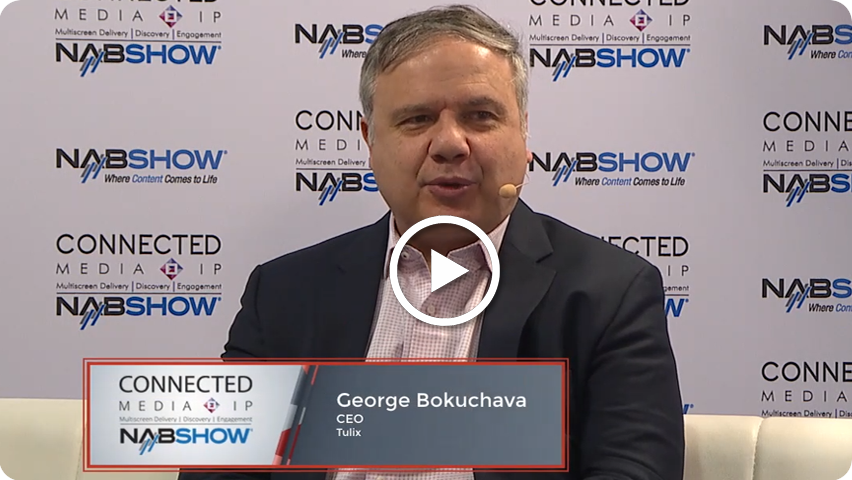 Watch NABSHOW 2019 Interview